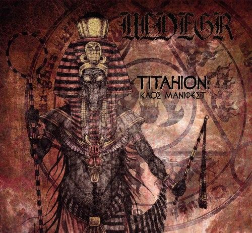 ULVEGR - Titahion: Kaos Manifest Digi-CD Occult Metal