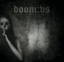 DOOM:VS - Dead Words Speak CD Funeral Doom Death Metal