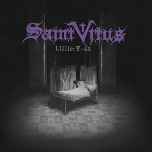 SAINT VITUS - Lillie: F-65 CD Doom Metal