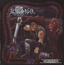 SKYFORGER - Kurbads CD Pagan Metal