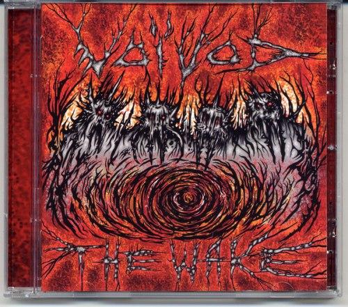 VOIVOD - The Wake CD Progressive Thrash Metal