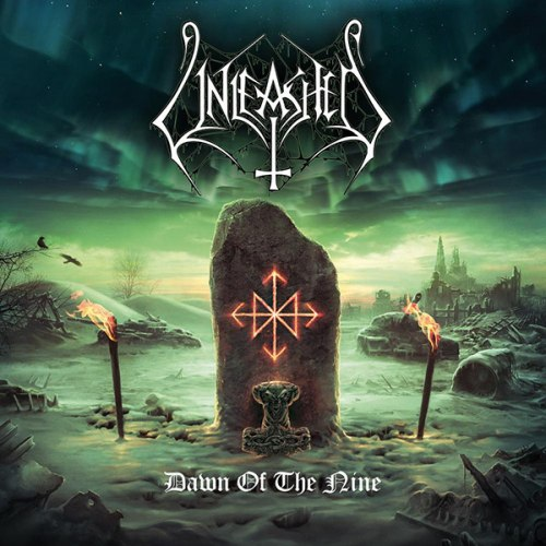 UNLEASHED - Dawn Of The Nine CD Viking Metal