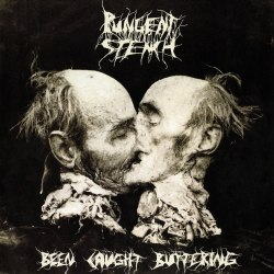 PUNGENT STENCH - Been Caught Buttering Digi-CD Death Metal