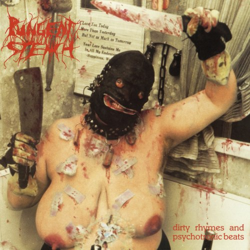 PUNGENT STENCH - Dirty Rhymes And Psychotronic Beats Digi-CD Death Metal