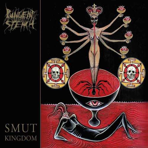 PUNGENT STENCH - Smut Kingdom Digi-CD Death Metal