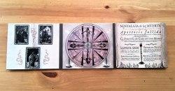 GENUFLEXION - Apoteosis Fallida Digi-CD Black Metal