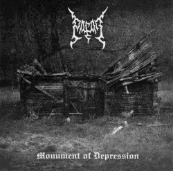 PAGAN - Monument Of Depression CD Black Metal