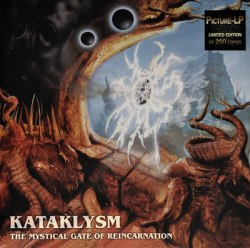 KATAKLYSM - The Mystical Gate Of Reincarnation Picture LP Death Metal