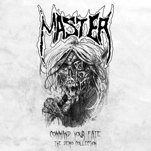 MASTER - Command Your Fate (The Demo Collection) Gatefold LP Death Thrash Metal