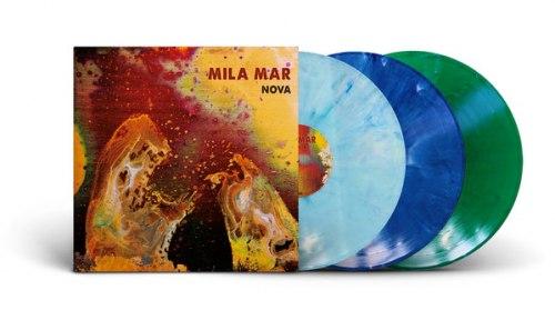 MILA MAR - Nova Gatefold LP Darkwave