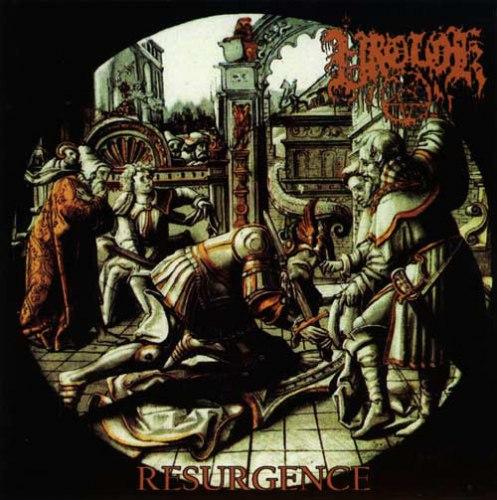 VROLOK - Resurgence I: Descent Through The Abyss CD Black Metal