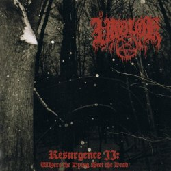 VROLOK - Resurgence II: Where The Dying Meet The Dead CD Black Metal