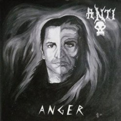 ANTI - Anger CD Thrash Metal