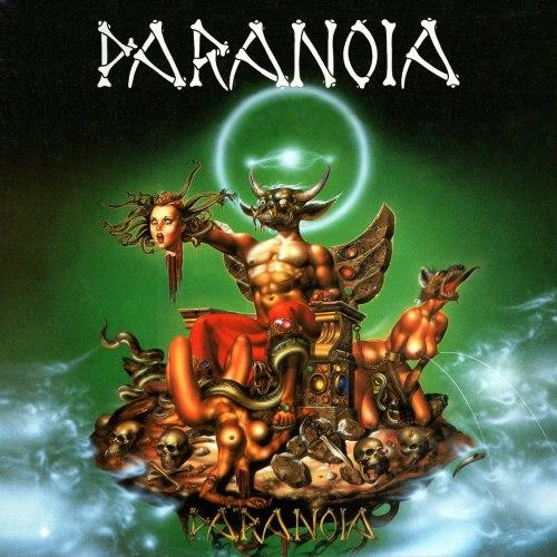 PARANOIA - Месть Зла Digi-CD Heavy Metal