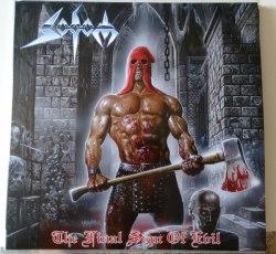 SODOM - The Final Sign of Evil Gatefold DLP Thrash Metal