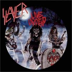 SLAYER - Live Undead LP Thrash Metal