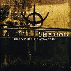 THERION - Crowning Of Atlantis CD Symphonic Metal