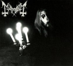 MAYHEM - Live In Leipzig Digi-CD Black Metal