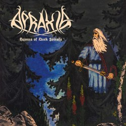 APRAXIA - Hymns of Dark Forests CD Pagan Metal