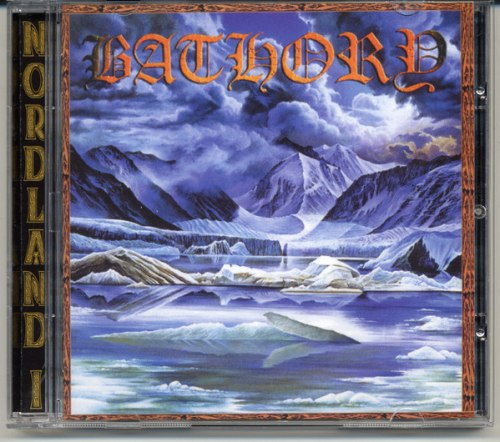 BATHORY - Nordland I CD Viking Metal