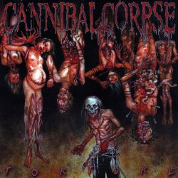CANNIBAL CORPSE - Torture CD Death Metal