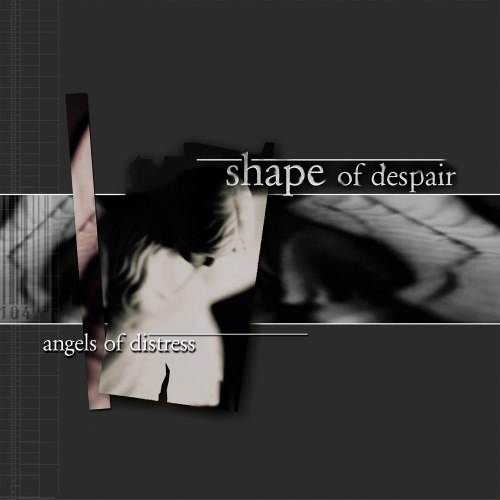 SHAPE OF DESPAIR - Angels of Distress CD Funeral Doom Metal