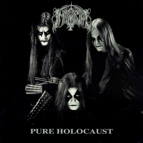 IMMORTAL - Pure Holocaust (неремастированный) CD Nordic Metal