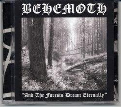 BEHEMOTH - And The Forests Dream Eternally MCD Black Metal