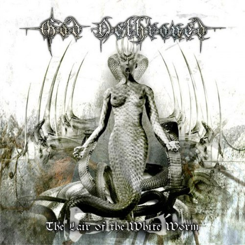 GOD DETHRONED - The Lair Of The White Worm CD Blackened Death Metal