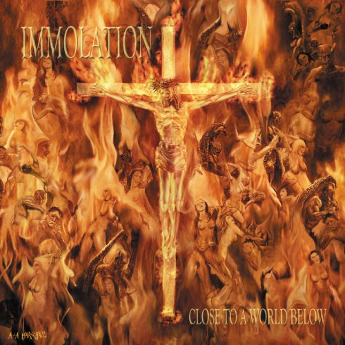 IMMOLATION - Close to a World Below CD Death Metal