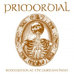 PRIMORDIAL - Redemption At The Puritan's Hand CD Heathen Metal