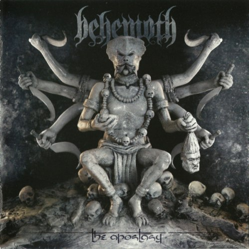 BEHEMOTH - The Apostasy CD Blackened Metal
