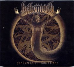 BEHEMOTH - Pandemonic Incantations CD Black Metal