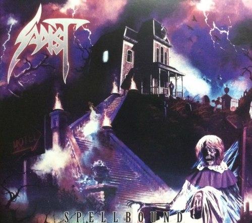 SADIST - Spellbound Digi-CD Progressive Death Metal