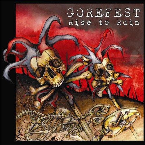 GOREFEST - Rise to Ruin CD Death Metal