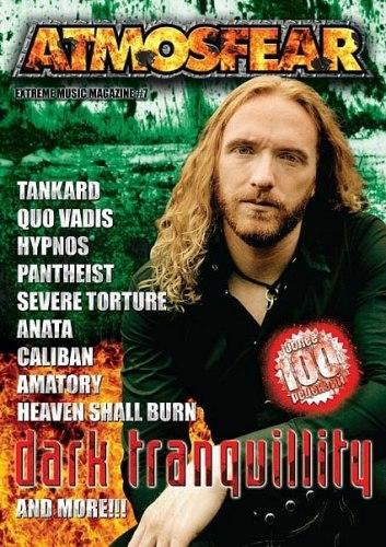 ATMOSFEAR #7 Журнал Metal