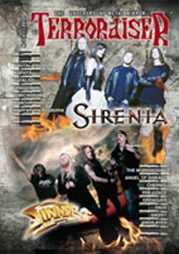 TERRORAISER #1 (41) 2010 Журнал Metal