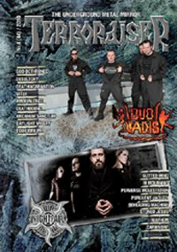 TERRORAISER #4 (44) 2010 Журнал Metal