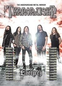 TERRORAISER #1 (49) 2012 Журнал Metal
