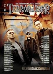 TERRORAISER #2 (50) 2012 Журнал Metal