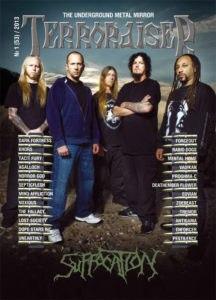 TERRORAISER #1 (53) 2013 Журнал Metal