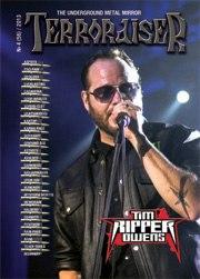 TERRORAISER #4 (56) 2013 Журнал Metal