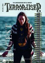 TERRORAISER #1 (57) 2014 Журнал Metal