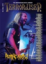 TERRORAISER #2 (58) 2014 Журнал Metal