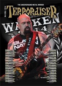 TERRORAISER #3 (59) 2014 Журнал Metal