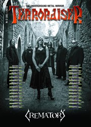 TERRORAISER #2 (66) 2016 Журнал Metal