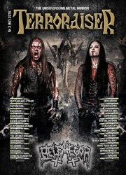 TERRORAISER #3 (67) 2016 Журнал Metal