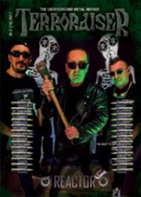 TERRORAISER #2 (70) 2017 Журнал Metal