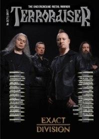 TERRORAISER #3 (71) 2017 Журнал Metal