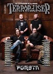 TERRORAISER #4 (72) 2017 Журнал Metal